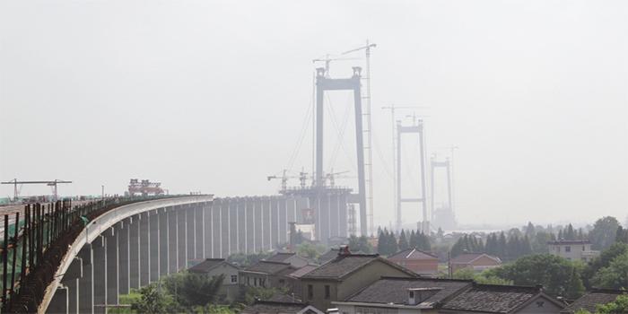 泰州大桥通车时间_泰州长江公路大桥引桥及接线工程 浏览次数:2749 发布时间:2013/4